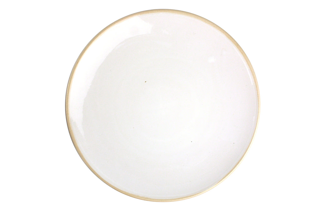 Gerona Large Platter in White design by Canvas