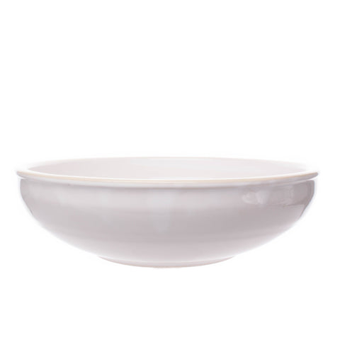 Gerona Serving Bowl in White design by Canvas