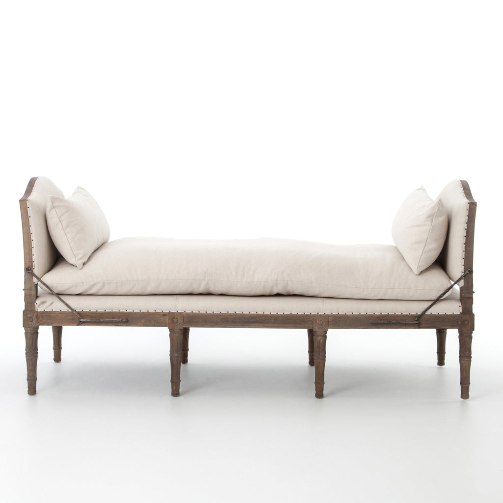 Allison Chaise in Harbor Natural