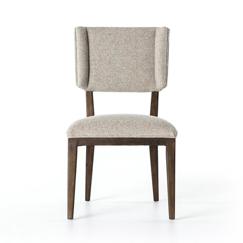 Jax Dining Chair in Honey Wheat by BD Studio