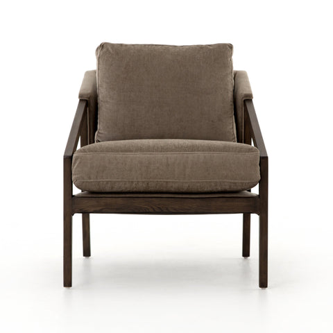 Earl Occasional Chair in Silver Sage by BD Studio