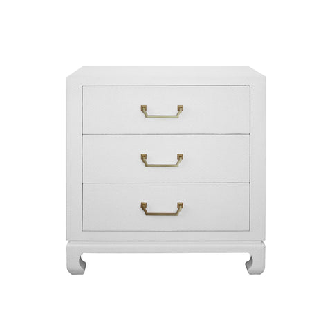 Camille 3 Drawer Chest in Various Colors
