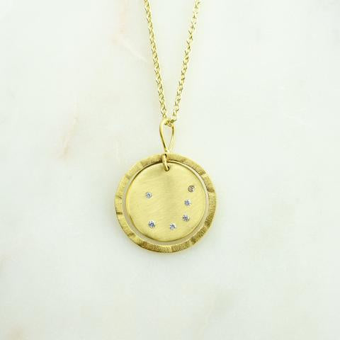 Tuan Constellation Pendant by BD Edition I