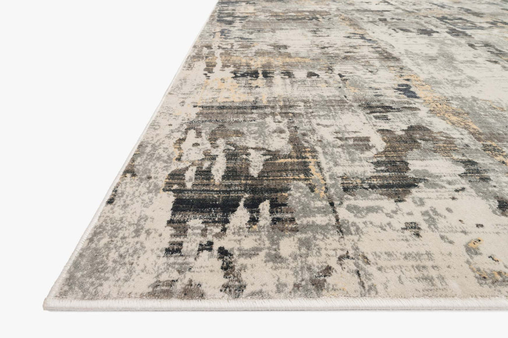 Cascade Rug in Ivory & Natural design by Loloi