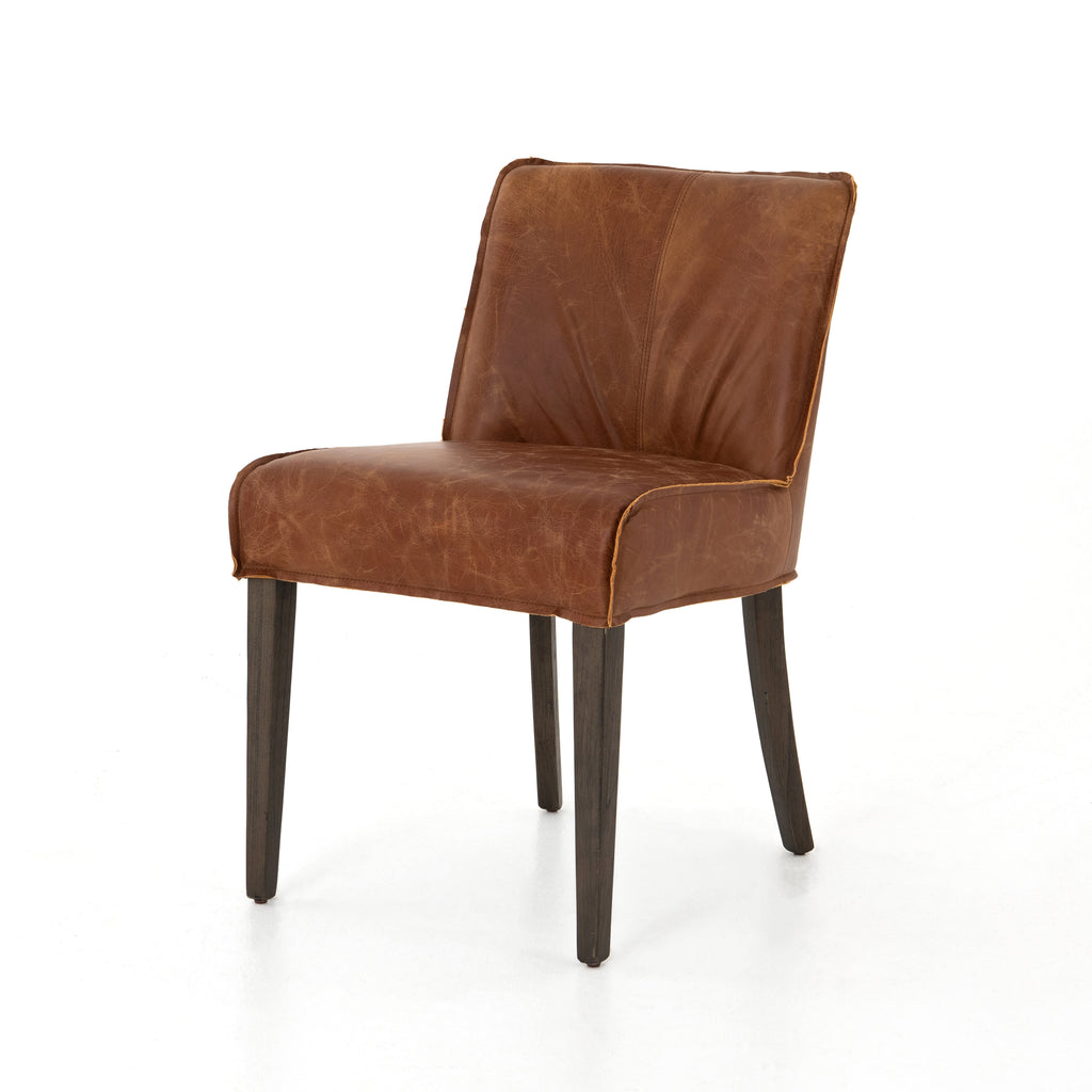 Aria Dining Chair in Seinna Chestnut