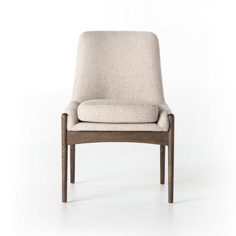 Braden Dining Chair in Light Camel by BD Studio