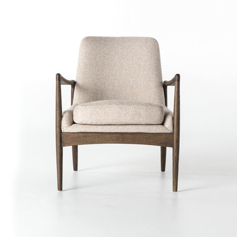 Braden Chair in Light Camel by BD Studio