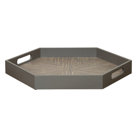 Caprice Hexagonal Tray