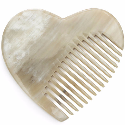 Heart Comb design by Siren Song