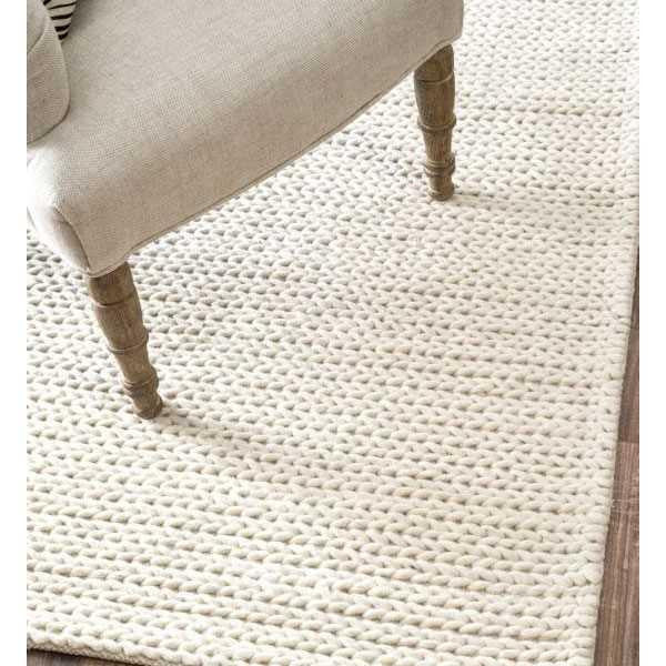 cievi cool woven ideas nuloom inspiration home monotone rug cotton flatwoven contemporary hand white x