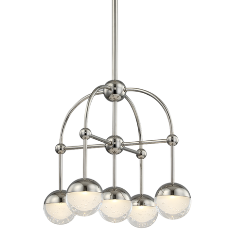 Boca Led Chandelier by Hudson Valley Lighting