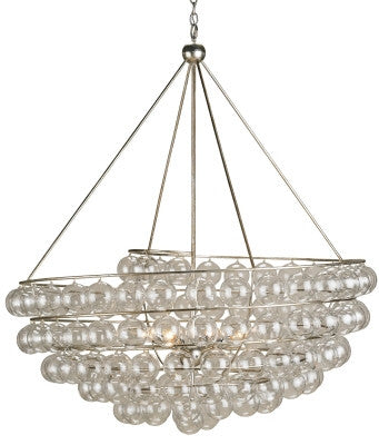 Stratosphere Chandelier design by Currey & Company