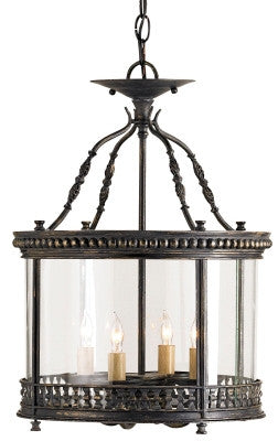 Grayson Ceiling Lantern design by Currey & Company