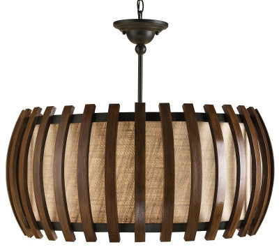 Dado Pendant design by Currey & Company