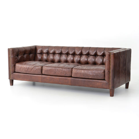 Abbott Sofa in Cigar
