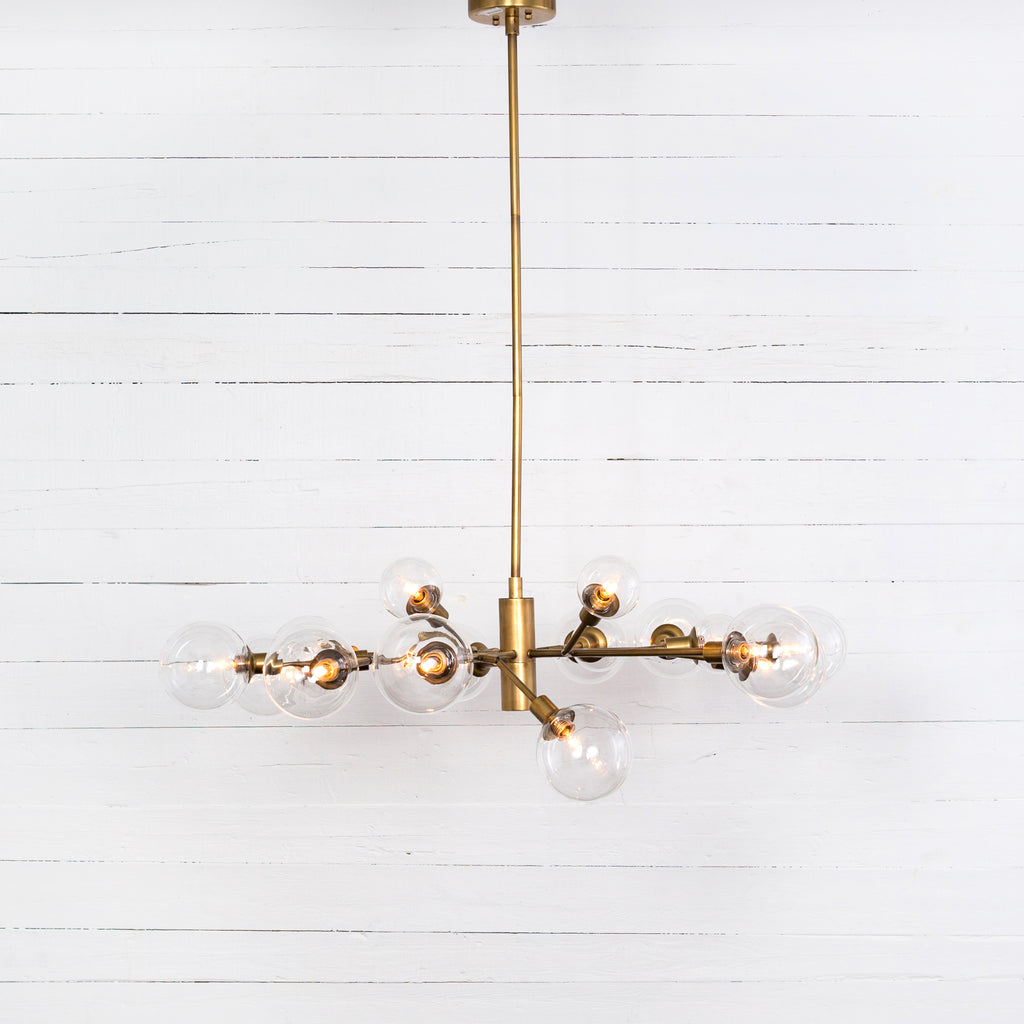 Pellman Chandelier in Various Finishes