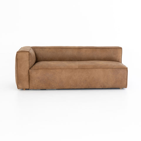 Nolita Left Arm Facing Sofa in Natural Washed Sand