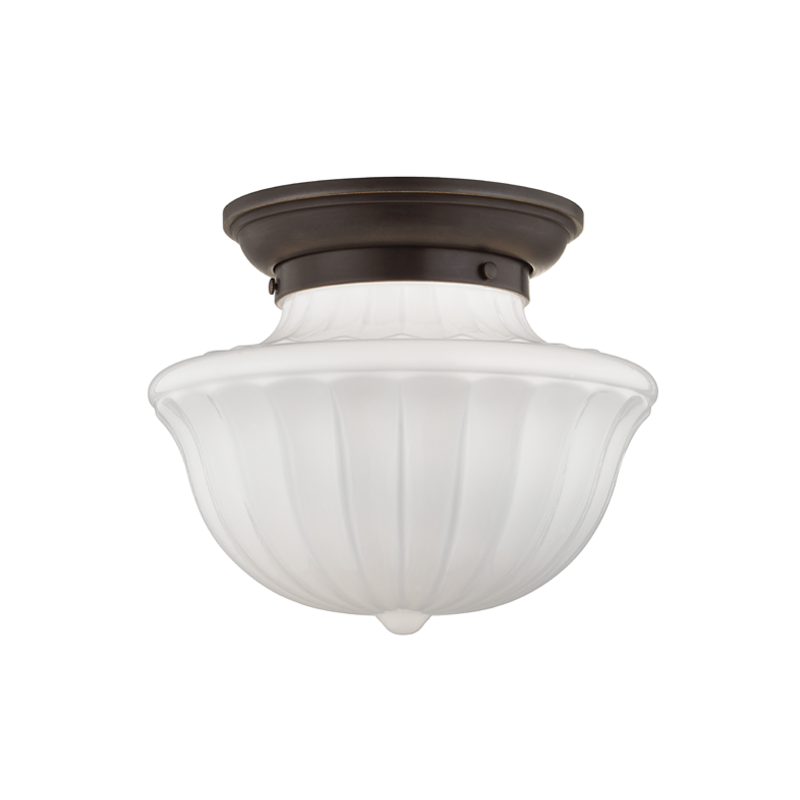 Dutchess 1 Light Medium Flush Mount by Hudson Valley Lighting