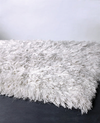 Celecott Plush Area Rug in Ivory by Chandra rugs
