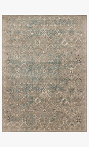 Century Rug in Bluestone design by Loloi