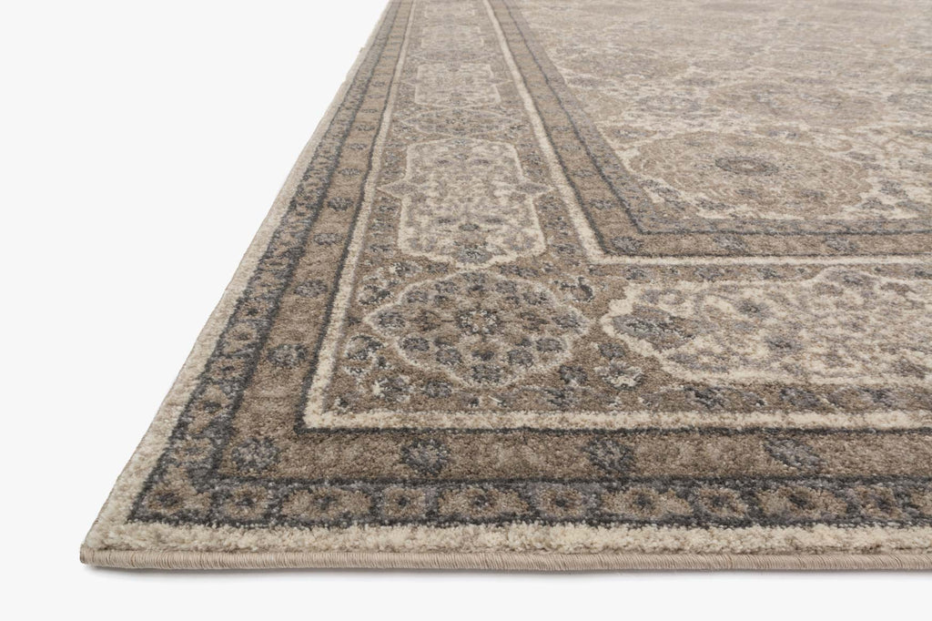 Century Rug in Sand & Taupe design by Loloi