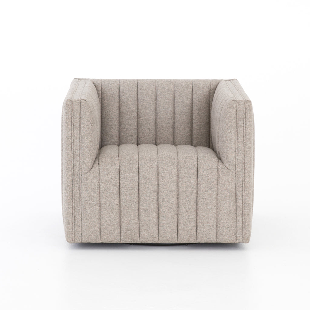 Augustine Swivel Chair in Various Colors by BD Studio