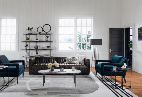 Augustine Sofa in Deacon Wolf