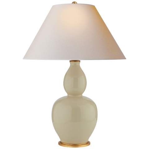 Yue Double Gourd Table Lamp by Chapman & Myers