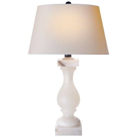 Balustrade Table Lamp by Chapman & Myers