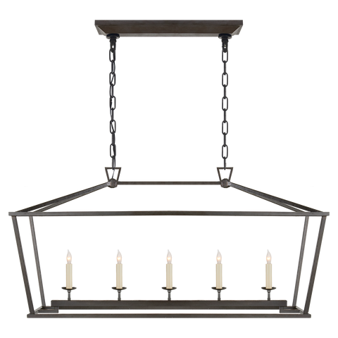 Darlana Medium Linear Lantern by Chapman & Myers