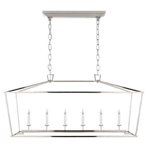 Darlana Large Linear Lantern by Chapman & Myers