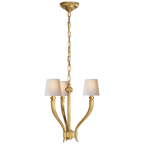 Ruhlmann Small Chandelier by Chapman & Myers