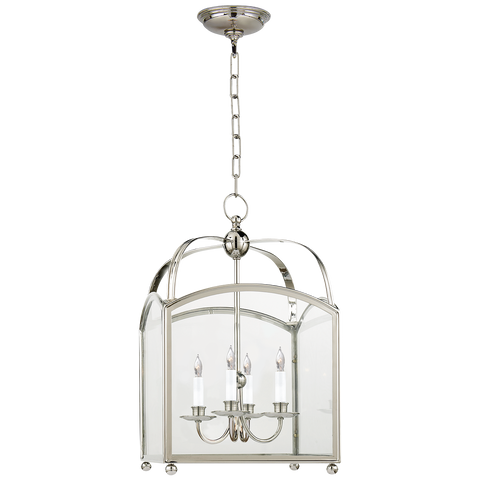 Arch Top Small Lantern by Chapman & Myers