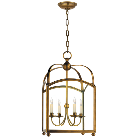 Arch Top Medium Lantern by Chapman & Myers