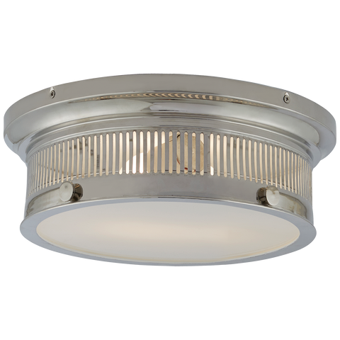 Alderly Small Flush Mount by Chapman & Myers