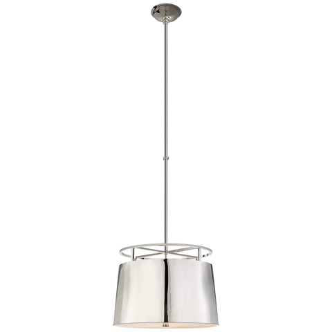 Bryden Medium Round Pendant by Chapman & Myers