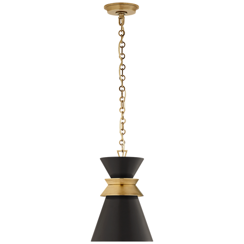 Alborg Small Stacked Pendant by Chapman & Myers