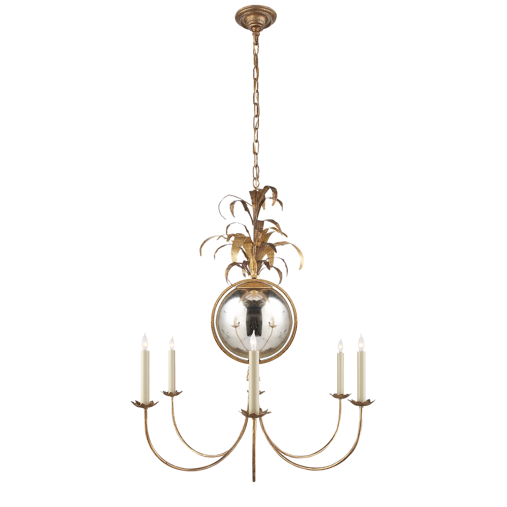 Gramercy Medium Chandelier by Chapman & Myers