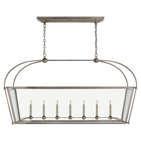 Plantation Large Linear Pendant by Chapman & Myers