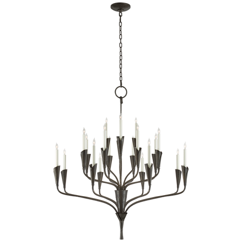 Aiden Large Chandelier by Chapman & Myers