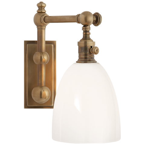 Pimlico Single Light by Chapman & Myers