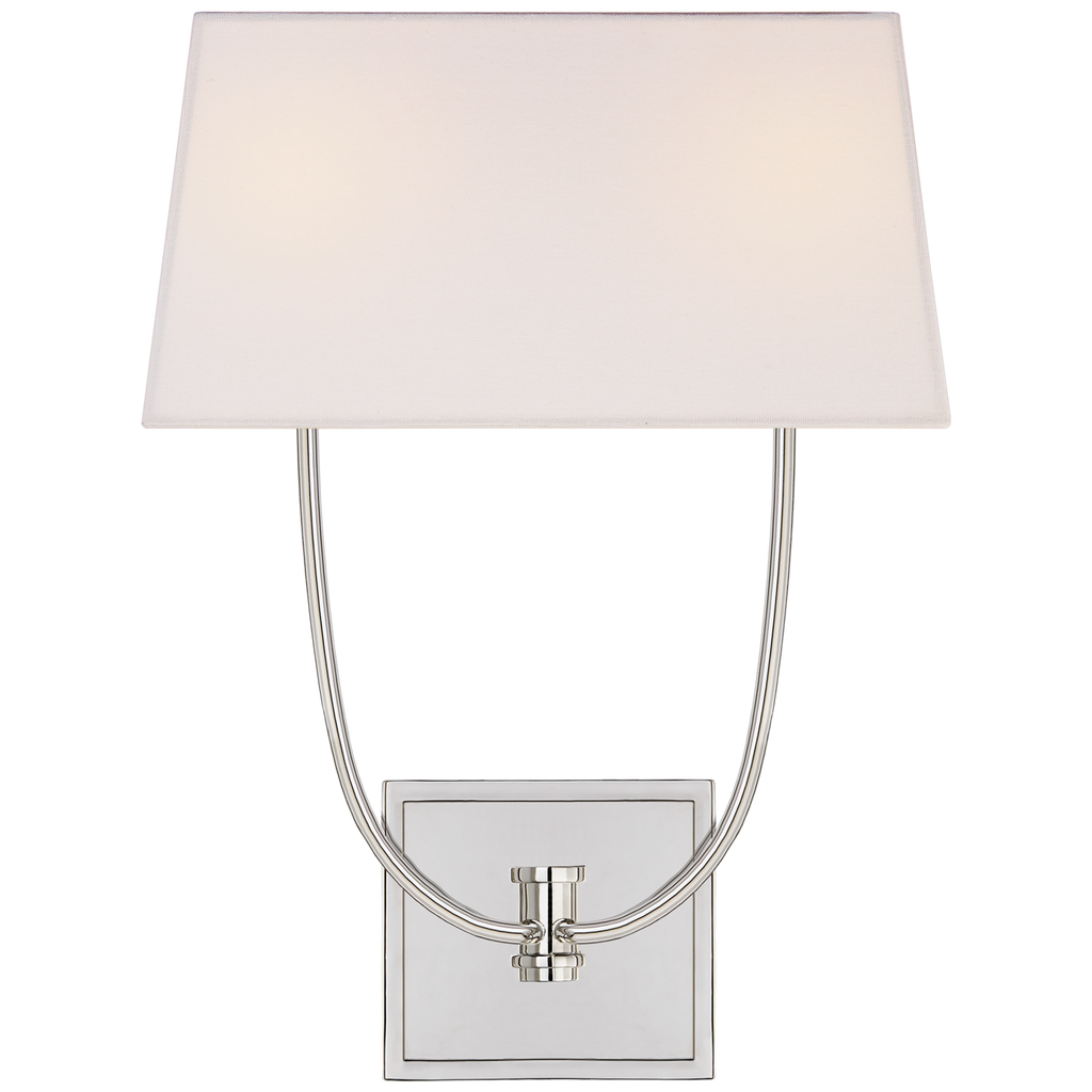 Venini Double Sconce by Chapman & Myers