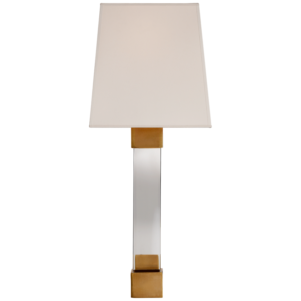 Edgar Medium Sconce by Chapman & Myers