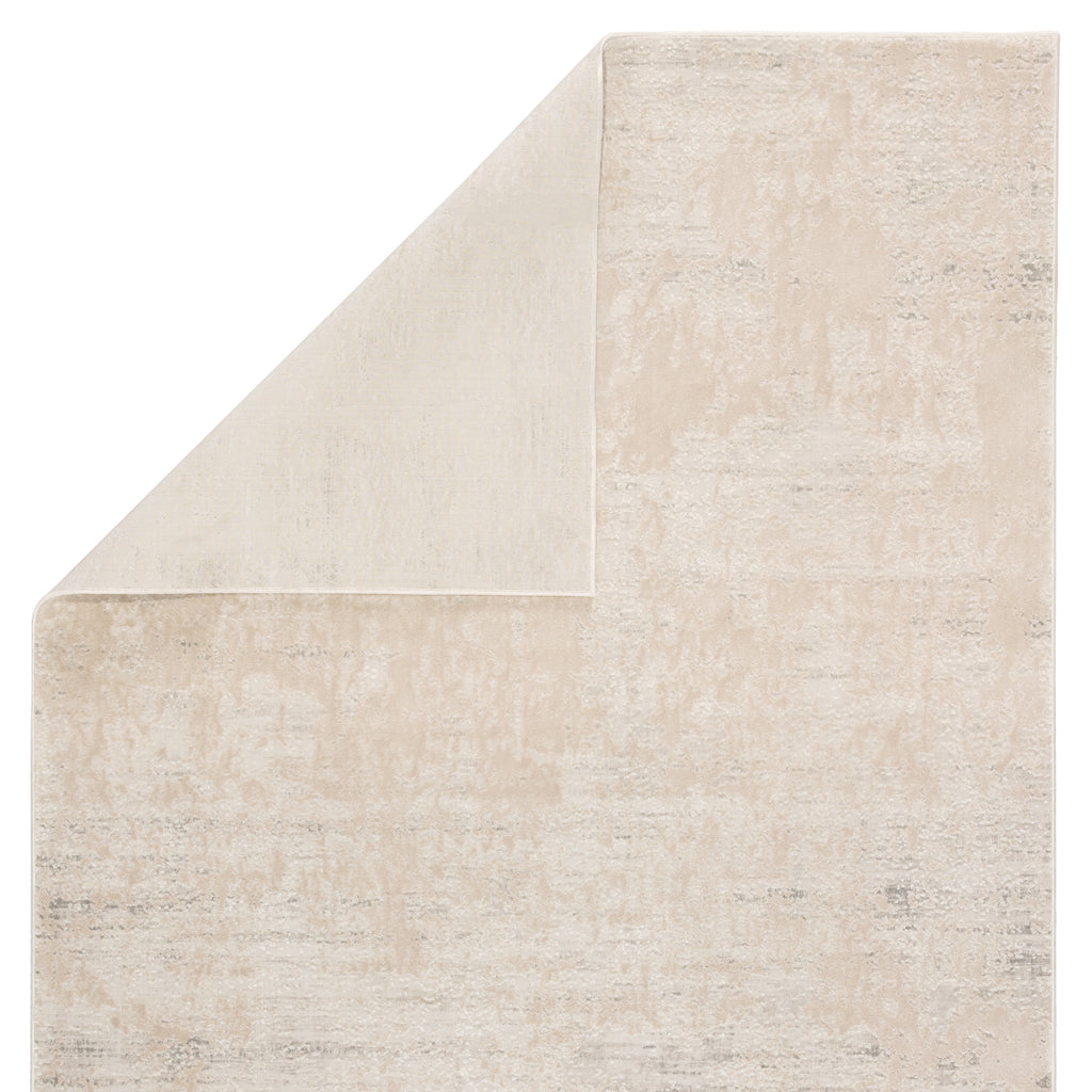 Orianna Abstract Rug in Silver Birch & Fog design by Jaipur Living