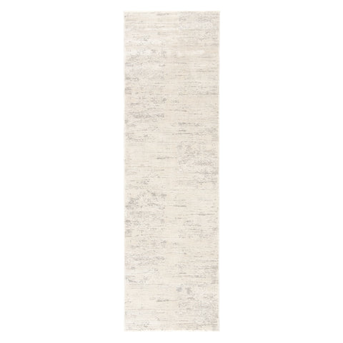 Paxton Abstract Gray & Ivory Area Rug