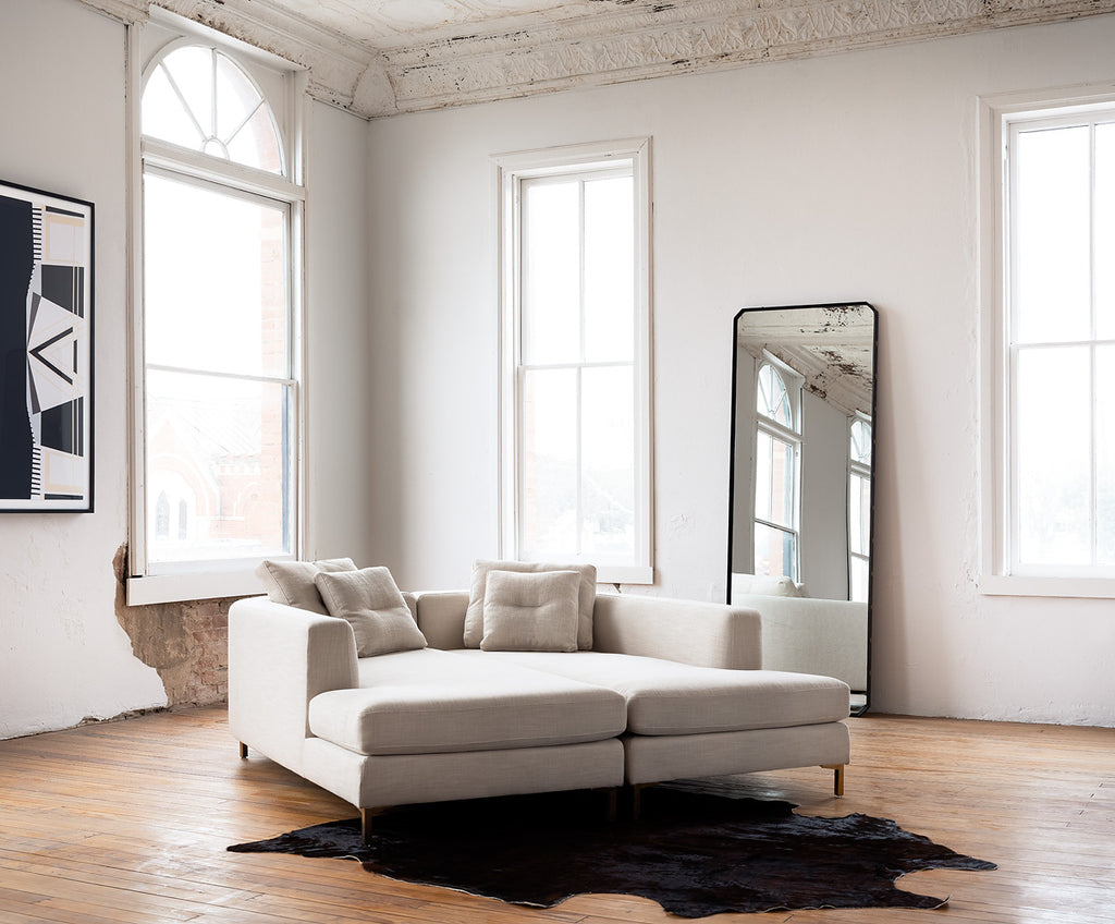 Walsh Floor Mirror