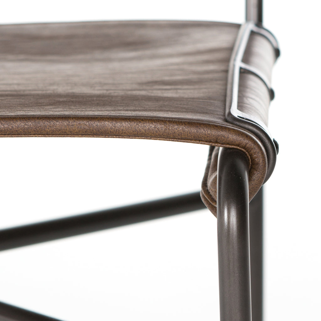 Dufrane Dining Chair in Various Colors design by BD Studio