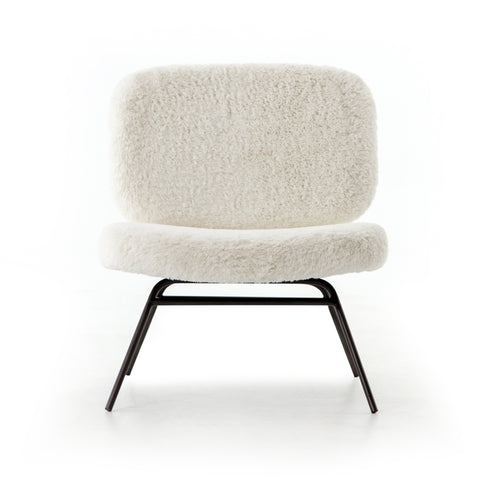 Caleb Accent Chair in Various Colors by BD Studio