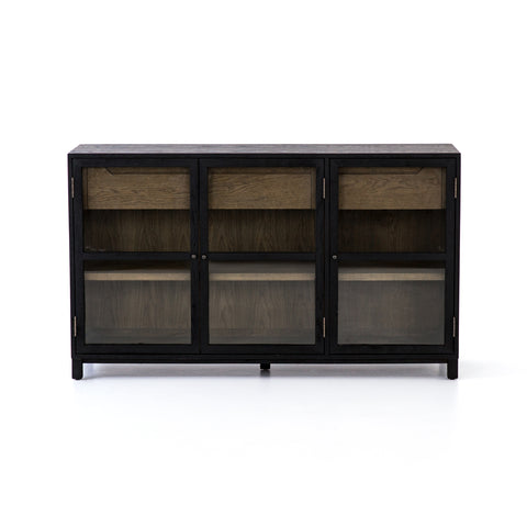 Millie Sideboard in Drifted Black design by BD Studio