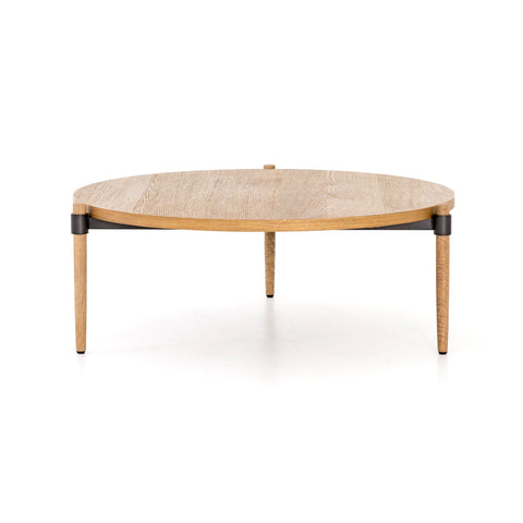 Holmes Coffee Table In Smoked Drift Oak